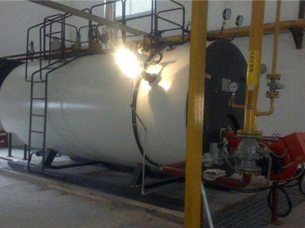 燃气蒸汽锅炉工程案例